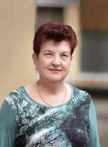 Тамара Федоровна Иванова