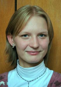 Мария Владимировна Гантман