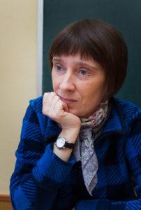 Марина Михайловна Жидкова