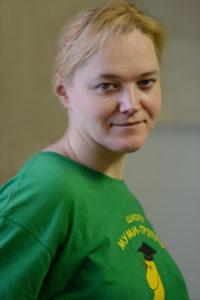 Ольга Вячеславовна Городничина