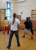 Состоялась традиционная встреча волейбольных...