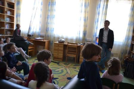 Учитель «Муми-Тролля» Дмитрий Алексеевич Ермольцев...