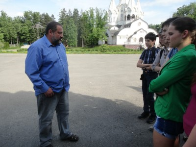 Звенигородскую биостанцию МГУ
