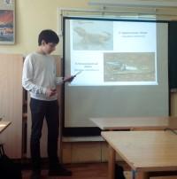 Особенности строения и передвижения ящериц, связанные с адаптацией к условиям жизни и среде обитания
