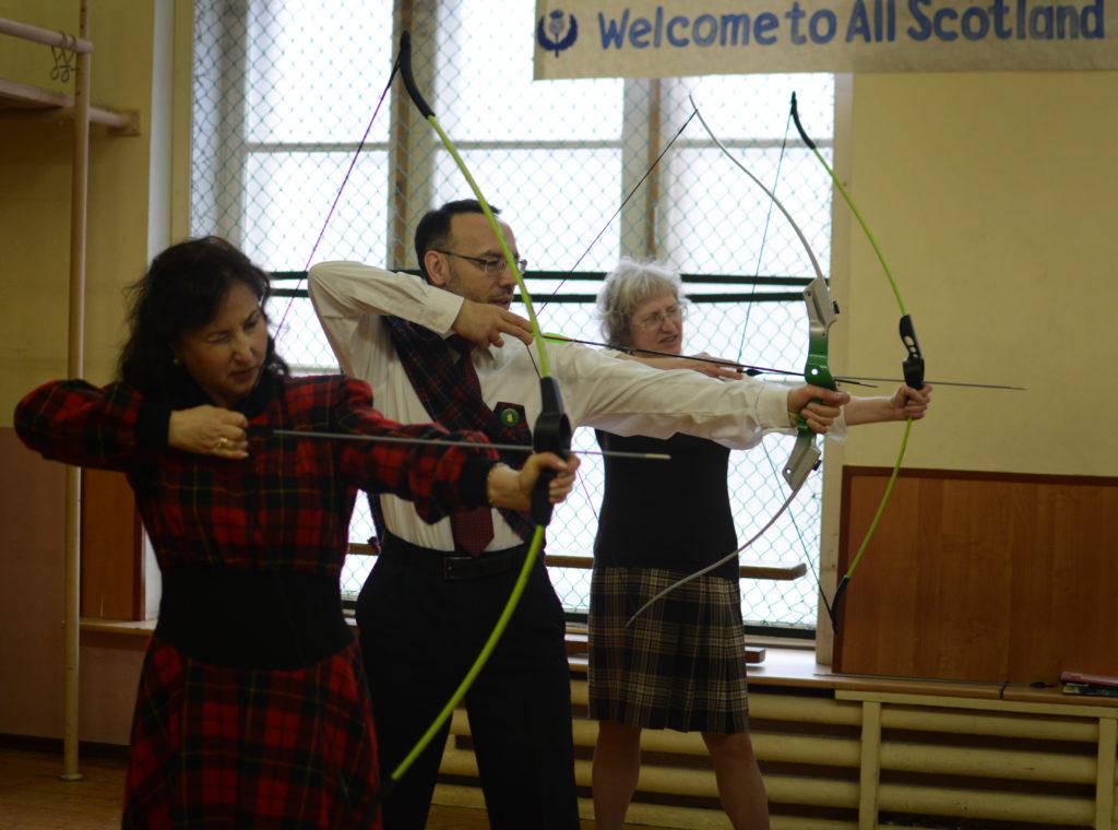 Шотландские игры